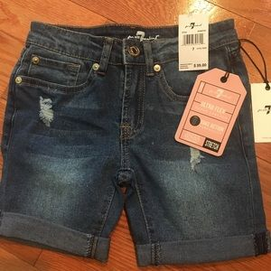 NWT 7 For All Mankind